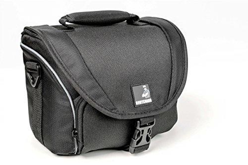 Bolsa para cámara fotográfica y 2 objetivos Bodyguard SLR M para Nikon D800D3200D3300D5100D5200D5300D5500D7000D7100D7200Canon EOS 1200D 1300D 700D 750D 760D