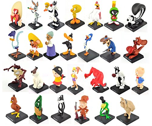 satz-von-27-action-figures-looney-tunes-collection-action-figure