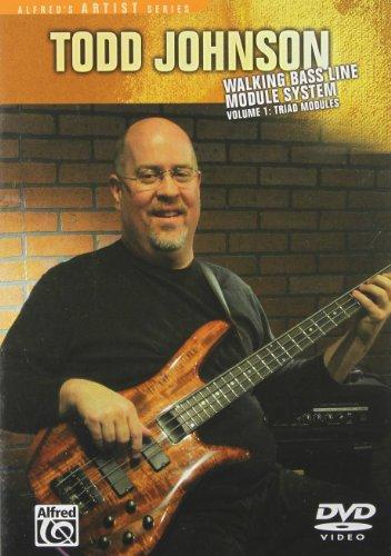 Todd Johnson Walking Bass Line Module System, Volume 1 Co-line Modul
