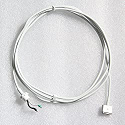 Laprite DC Power Cable Cord to repair Original Apple-Magsafe-2 45W 60W 85W Macbook Pro Retina Model - T Shape