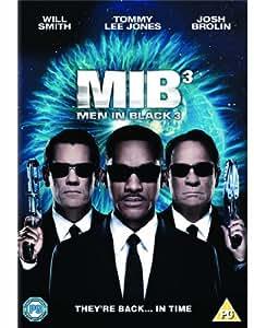Men in Black 3 [DVD] [2012]