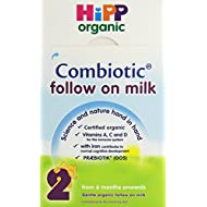 HiPP Organic 2 From Six months Onwards  Follow on Milk 800g (pack of 4)
