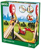 Brio GmbH BRIO World 33730 - Achterbahn Set