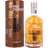 Port Charlotte 2007 CC: 01 Heavily Peated Islay Single Malt GB 57,80% 0.7 l.