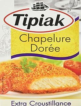 Tipiak Chapelure Dorée 250 g - Lot de 6