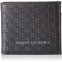 ARMANI EXCHANGE Logo Coin Case - Portafogli Uomo 9e7f439a1ca