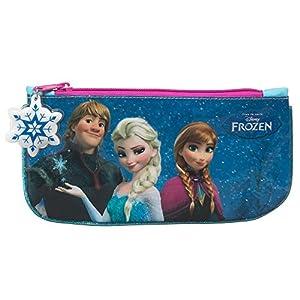 Frozen – Estuche portatodo plano (Safta 811615028)