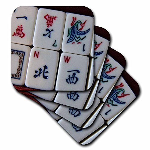 3drose-cst-12772-1-luv-mah-jongg-soft-coasters-set-of-4