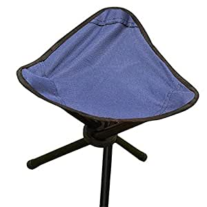 Superwinger Folding Stool Small Lightweight Portable Seat