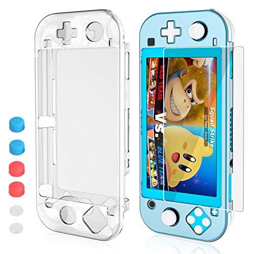 HEYSTOP Coque pour Nintendo Switch Lite, Étui Nintendo Switch Lite avec Protection Écran Verre...