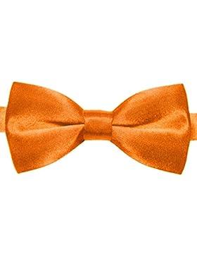 GASSANI - Pajarita - para niño Naranja naranja