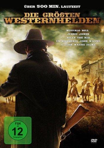 Die größten Westernhelden (2 DVD Metallbox)