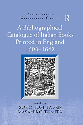 new pdf release a bibliographical catalogue of italian books