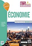Economie BTS tertiaires 2e année - Le programme en 8 cas