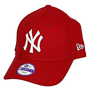 New Era 10877282 - Casquette - Jeune- Rouge (Scarlet) - Taille unique (YOUTH) (B00DI9RSFK) | Amazon Products