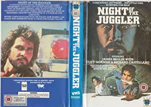 Night of the Juggler (Merlin/VCL Pre Cert X release) (Video Tape/PAL)