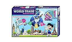 World Trade, Property Trading Game - Electronic Banking With Swipe Machine