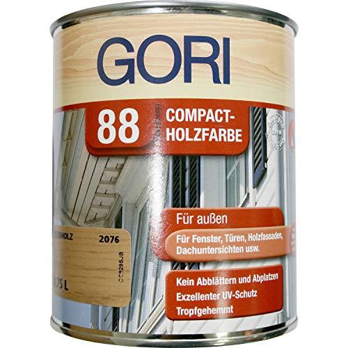 Gori 88 Treibholz 2076 Compact Holzfarbe aussen 0,75 L