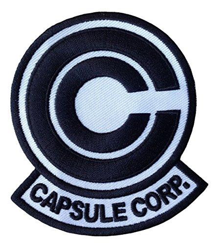 Preisvergleich Produktbild Dragon Ball Z Capsule Corp. Aufnäher Patch