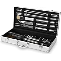 Broil-master Set accessori posate barbecue grigliata kit