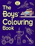 The Boys' Colouring Book (Boys Book)