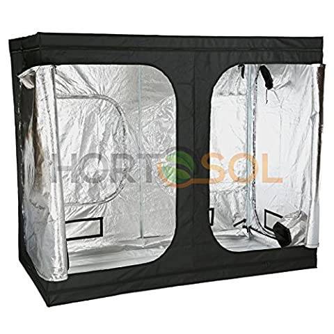HORTOSOL Chambre de Culture intérieur box 240x120x200