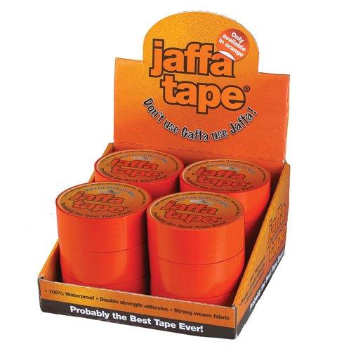 everbuild-jaffa-industrial-cloth-duct-tape-50mm-x-25m-orange-box-of-12