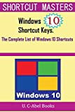Windows 10 Shortcut Keys: The Complete List of Windows 10 Shortcuts (Shorcut Matters)