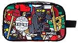 LEGO Kinder Kulturtasche Toiletry Bag 20070 (Ninjago Comic)
