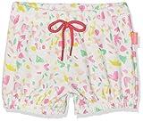 Noppies Baby-Mädchen G Diaper Summit AOP Shorts, Mehrfarbig (Sachet Pink P019), 74