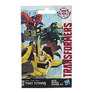 Hasbro Transformers: Robots in Disguise 1-Step Changers - Transformer Toys (Amarillo, Ampolla)