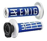 ODI Griffe Emig V2 Lock-On Blau Gr. 4-Takt