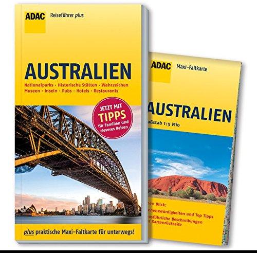 ADAC Reiseführer plus Australien: mit Maxi-Faltkarte zum Herausnehmen