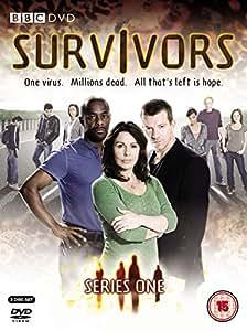 Survivors - Series 1 [DVD] [2008]