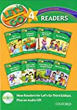 Let's Go: 4: Readers Pack: Reader Pack Level 4