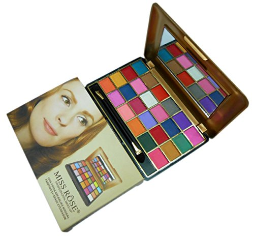 Miss Rose Professional Make Up Matte Eyeshadow Palette (24 Color)