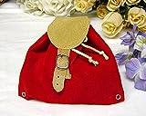 Schildkröt Puppenzubehör, Rucksack für Puppen, zum Spielen oder Dekorieren