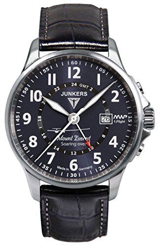 JUNKERS MOUNTAIN WAVE PROJECT orologi uomo 6846-3