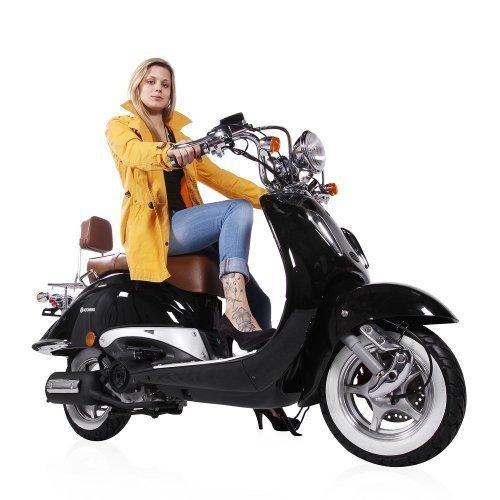 Motor Roller (Motorroller Motoworx Titano 125 ccm 85 km/h)
