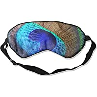 Multicolored Peacock Feathers 99% Eyeshade Blinders Sleeping Eye Patch Eye Mask Blindfold For Travel Insomnia... preisvergleich bei billige-tabletten.eu