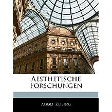Aesthetische Forschungen