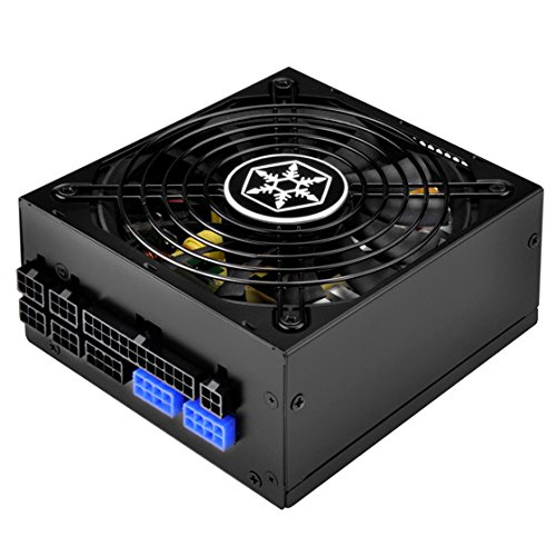 Best Price SilverStone SST-SX800-LTI – SFX-L Series, 800W 80 Plus Titanum PC Power Supply, Low Noise 120mm, 100% modular on Line