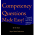 Competency Questions Made Easy