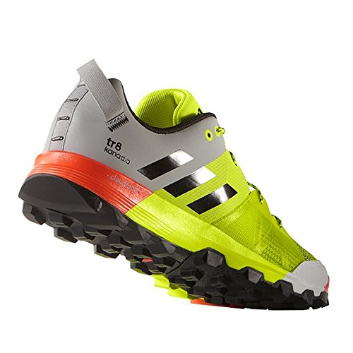 adidas Kanadia 8 TR M, Chaussures de running entrainement homme Jaune - Amarillo (Amasol / Negbas / Onicla)