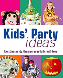 Kids' Party Ideas by Marion Haslam (2005-12-01)