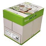 Papyrus 88152403 RecyStar Color Papier, 80 g/qm, DIN-A4, 2500 Blätter/5 Ries Moosgrün