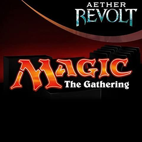 Ultra Pro - Full-View PRO Binder 9-Pocket - Magic: The Gathering - Aether (Pro 9 Pocket)