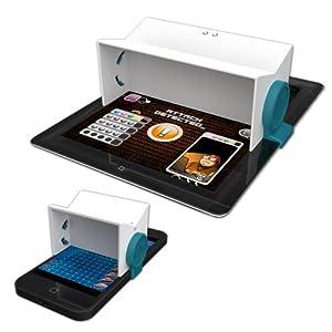 Looksi Divisores de Pantalla para iPhone y iPad (Paquete de 2)