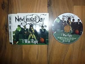 I was right [Single-CD]