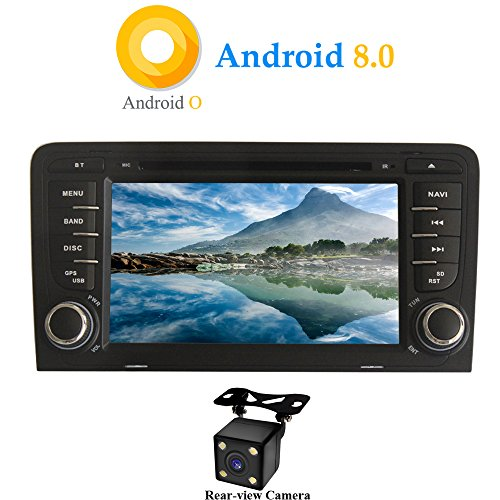 XISEDO Android 8.0 Autoradio In-Dash 2 DIN 7